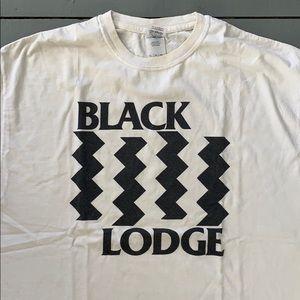 Black Lodge Tee